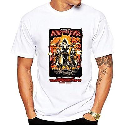 Yizhu Nonne T-Shirt Mit