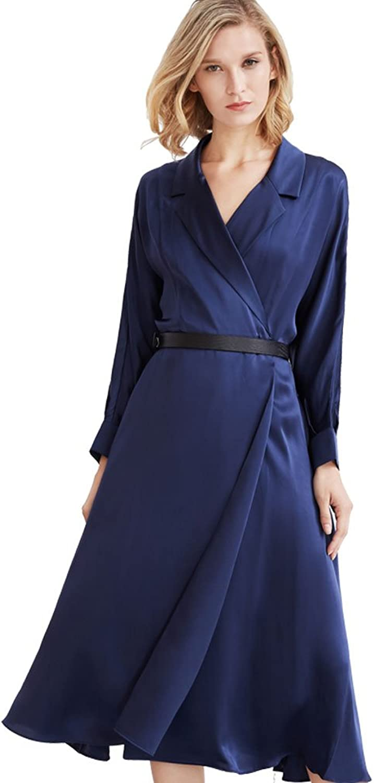 My Bun 2017 Autumn Plus Size Big Hem Elegant Casual Womwn Trench Coats