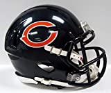 Riddell NFL Chicago Bears Speed Mini - Casco de fútbol americano