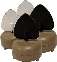 Mojo HW2461 Dove-A-Flicker Motorized Dove Flash Decoys, 4 Pcs Run on 3-AA Batteries (not Incl)