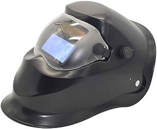 Bomcomi Auto Solar Soldadura de oscurecimiento Casco Protector plástico PP Soldadura eléctrica Soldadura máscara del Soldador