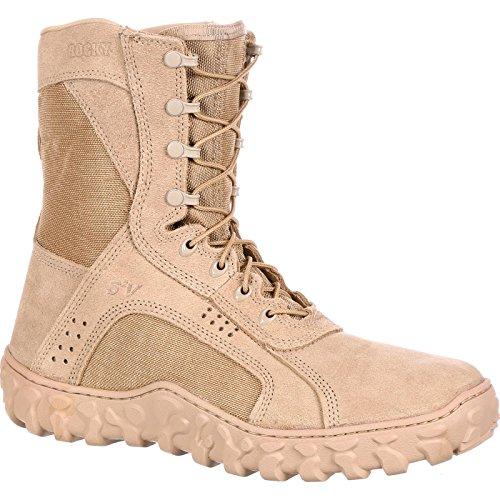 ROCKY Men's 8' S2v Fq0000105, Desert Tan, 10 M US