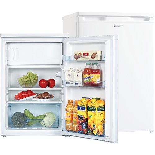 EAS ELECTRIC SMART TECHNOLOGY   EMR851   Frigorífico bajo encimera   Color Blanco   85x56 cm A++   Control mecánico   Cajón verdulero   Refrigerador 97 litros   Bajo consumo 136 kWh/año