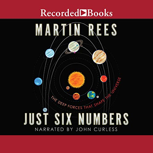 Just Six Numbers cover art