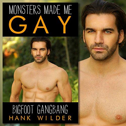 Bigfoot Gangbang audiobook cover art