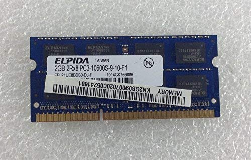 Acer Aspire 5551 New75 2 GB DDR3 PC3 RAM Memory SO-DIMM 10600S EBJ21UE8BDS0