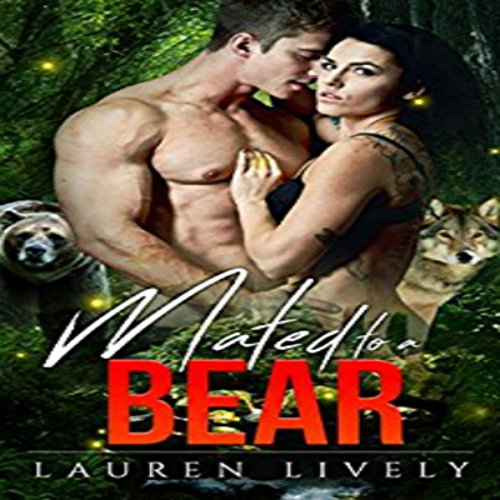 Mated to a Bear audiobook cover art
