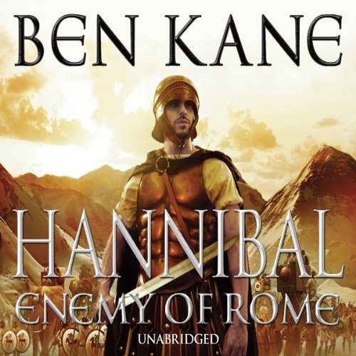 Hannibal: Enemy of Rome audiobook cover art