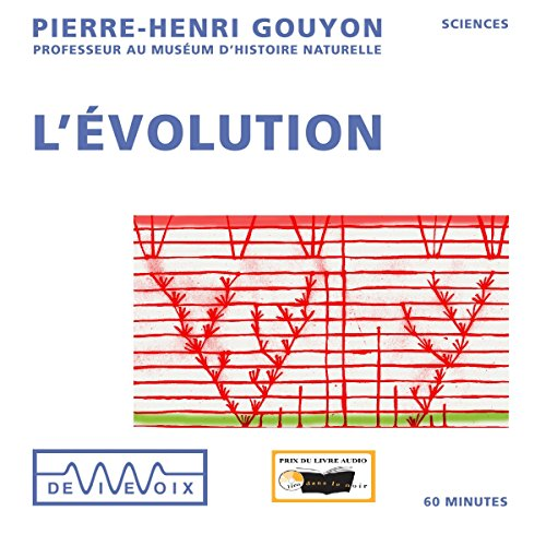 Couverture de L'Évolution