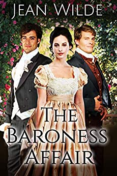 The Baroness Affair (The Scarlet Salon Book 3) by [Jean Wilde]