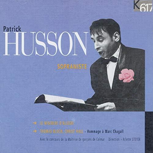 Patrick Husson
