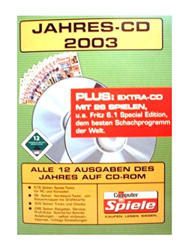Computer Bild Spiele Jahres-Cd 2003