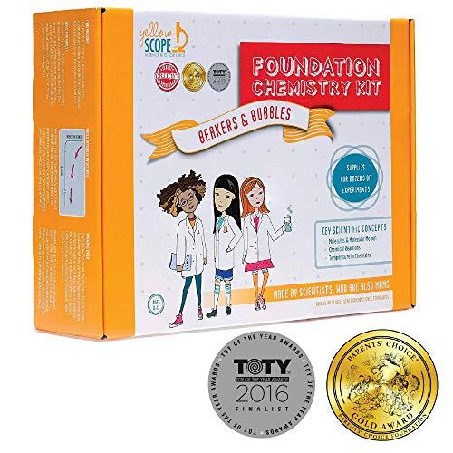 Yellow Scope Foundation Chemistry Kit
