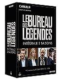 Le Bureau Des Legendes Integrale Saison 1 Et 2 (8 Dvd) [Edizione: Francia]