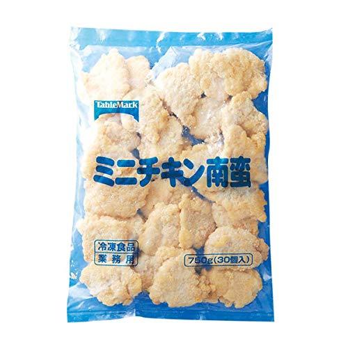 【冷凍】テーブルマーク ミニチキン南蛮 25g×30個 業務用 おかず 惣菜 揚げ物