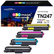 GPC Image Toner Cartridges Replacement for Brother TN247 TN243 Compatible with L3210CW L3230CDW L327...