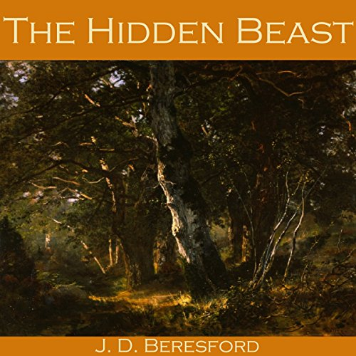 The Hidden Beast audiobook cover art