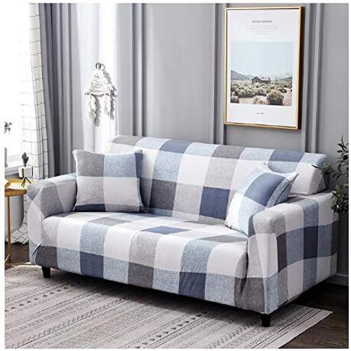 NOBCE Funda de sofá elástica Fundas elásticas Funda de sofá Todo Incluido para sofá de Diferentes Formas Funda de sofá Estilo L 235-300CM