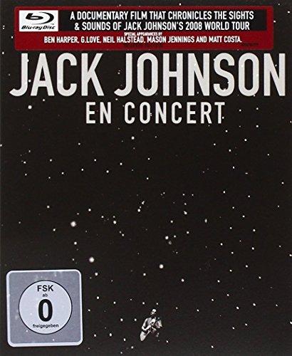 Jack Johnson - En Concert [Blu-ray]