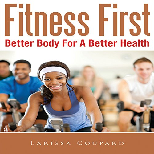Fitness First audiobook cover art