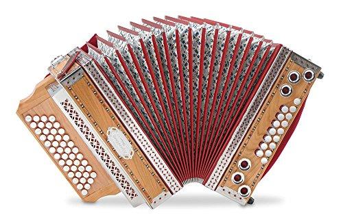 Alpenklang 4/III Harmonika