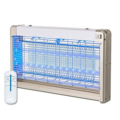 Mosquito Killer, LED Mosquito Killer Silent Flytrap Comercial Restaurante Mosquito Light Anti-Mosquito Machine Mosquito Lamp Interior