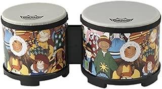 """Remo RH-5600-00 Rhythm Club Bongo Drum – Rhythm Kids, 5""""-6"""""""