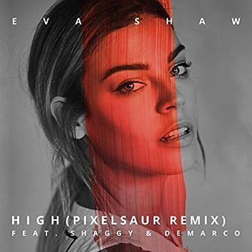 High (Pixelsaur Remix)