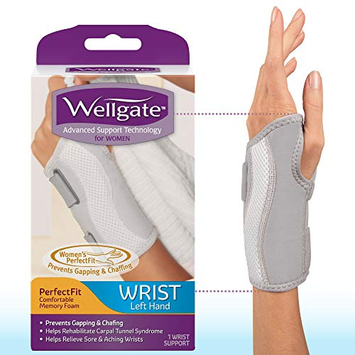 Wellgate for Women, PerfectFit Wrist Brace for Wrist Support