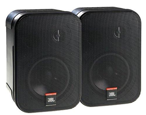 JBL Control One Pro - Coppia di altoparlanti, colore: Nero