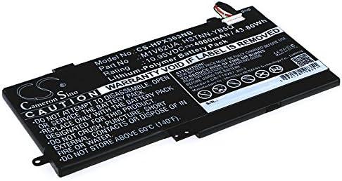 おすすめ XSP 4000mAh Replacement Battery for Pavilion 商品追加値下げ在庫復活 Envy HP X360