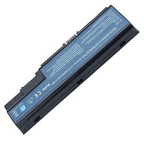 7XINbox 14.8V 5200mAh 8-Cell Ersatz Akku Batterie für Acer Aspire 5920 5315 5520 6930 7520 7720, fits AS07B31 AS07B51 AS07B41 AS07B32 AS07B71 AS07B72