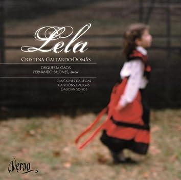 Lela: Canciónes gallegas