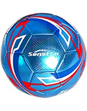 Senston Piłka nożna meczowa rozmiar 5 oficjalne szkolenie piłka nożna dorośli i juniorzy dzieci piłka nożna Futsal