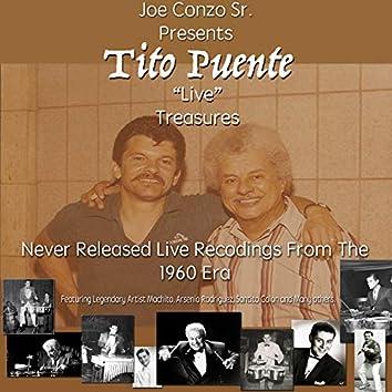 """Tito Puente """"Live"""" Treasures"""