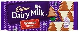 Cadbury Dairy Milk Winter Wonderland 100G (Wholesale Grocery Item For Christmas) (Case Of 2)