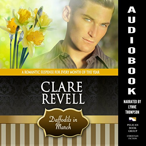 Daffodils in March audiobook cover art