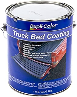 Dupli-Color TRG252 Black Truck Bed Coating, 128. Fluid_Ounces