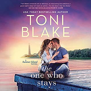 The One Who Stays audiobook cover art