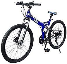 MercadoT Bicicleta Montaña Rodada 26-21 Velocidades
