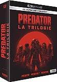 PREDATOR : LA TRILOGIE - BLURAY 4K [Blu-ray] [4K Ultra HD + Blu-ray]
