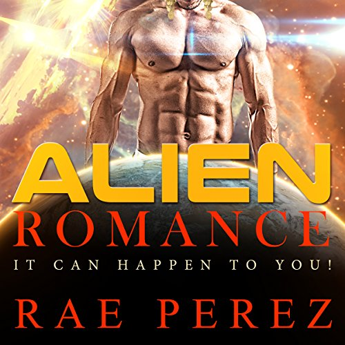 Alien Romance audiobook cover art