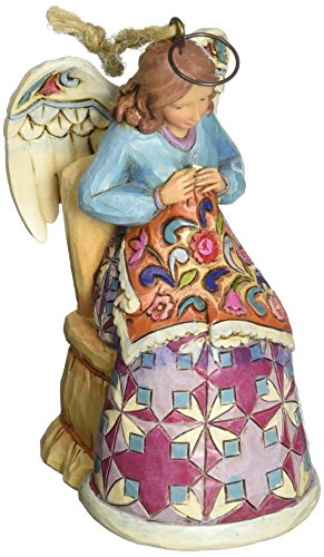 Sewing Angel Ornament