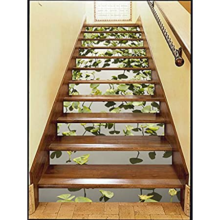 Details about  /3D Mountain Lake 24 Stair Risers Decoration Photo Mural Vinyl Decal Wallpaper AU