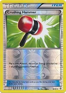 Pokemon - Crushing Hammer (60/83) - Generations - Reverse Holo