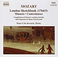 Mozart: London Sketchbook (1764/5) - Completions of earliest sketches & fragments (2003-04-22)
