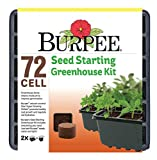 Burpee Seed Starter Tray, 72 Cells