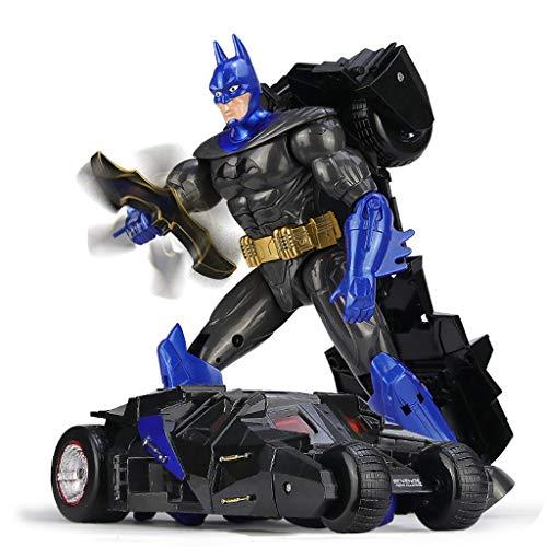Xuping Deformación Infantil Batman Car Robot Modelo Toy Boy Regalo de Gama Alta Deformación Coche Juguete Modelo Regalo
