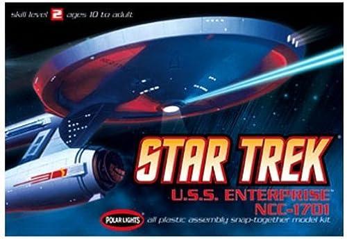 1 1000 Star Trek USS Enterprise by Polar Lights