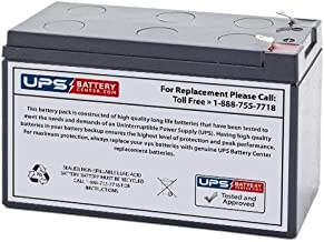 CP850AVRLCD Compatible - Replacement Battery by UPS Battery Center